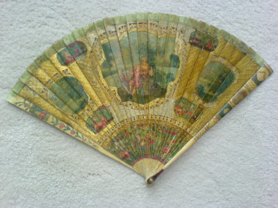 Completed fan