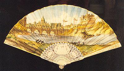 Fans In 19th Century Europe The Fan Circle International